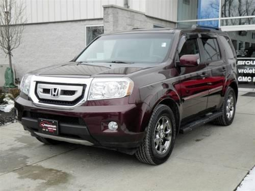 2011 honda pilot suv for sale in delaware ohio classified for Honda large suv