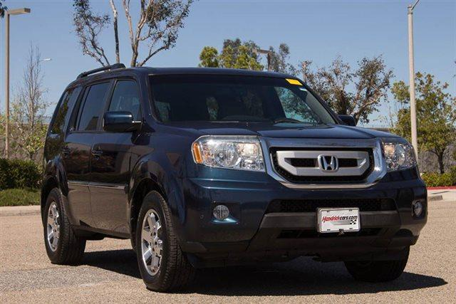2011 honda pilot touring 4dr suv for sale in murrieta for Honda large suv