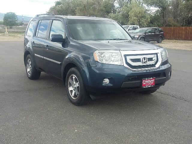 2011 honda pilot touring 4x4 touring 4dr suv for sale in cody wyoming classified. Black Bedroom Furniture Sets. Home Design Ideas