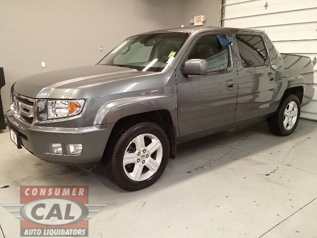 2011 honda ridgeline rtl 4x4 rtl 4dr crew cab for sale in airway heights washington classified. Black Bedroom Furniture Sets. Home Design Ideas