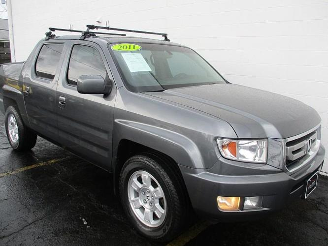 2011 honda ridgeline rtl 4x4 rtl 4dr crew cab for sale in oregon ohio classified. Black Bedroom Furniture Sets. Home Design Ideas