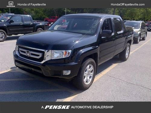 2011 honda ridgeline truck 4wd crew cab rts 4x4 truck for. Black Bedroom Furniture Sets. Home Design Ideas