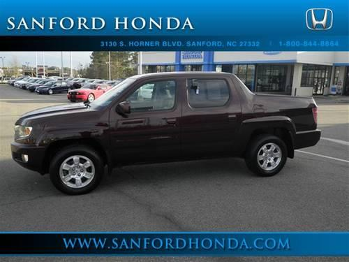 2011 honda ridgeline truck rts for sale in sanford north carolina classified. Black Bedroom Furniture Sets. Home Design Ideas