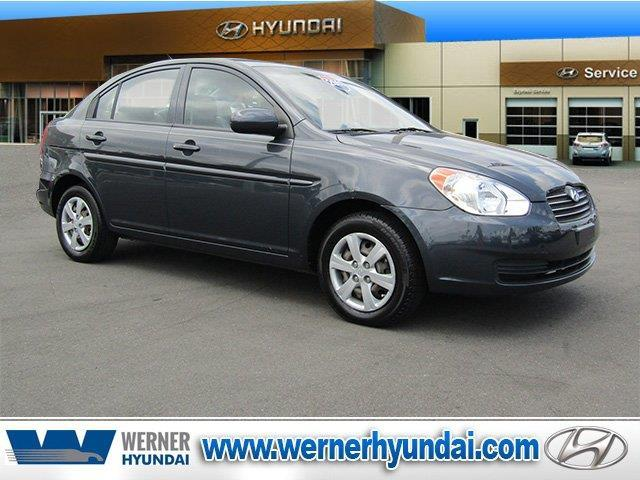 2011 Hyundai Accent GLS GLS 4dr Sedan