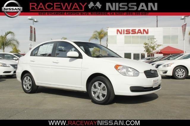 2011 Hyundai Accent Sedan Gls For Sale In Riverside