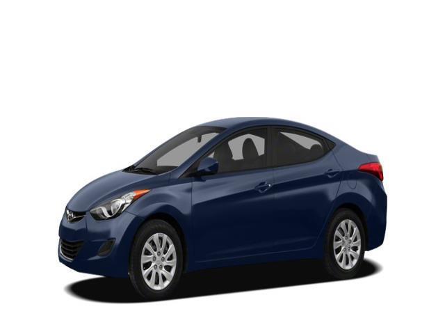 2011 Hyundai Elantra Limited Limited 4dr Sedan