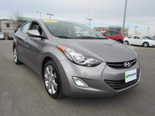 2011 hyundai elantra limited limited 4dr sedan for sale in dubuque iowa classified. Black Bedroom Furniture Sets. Home Design Ideas