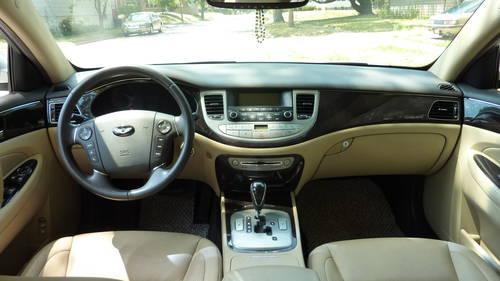 2011 Hyundai Genesis 29mpg
