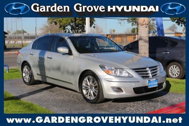 2011 Hyundai Genesis 4 6 Garden Grove Ca For Sale In