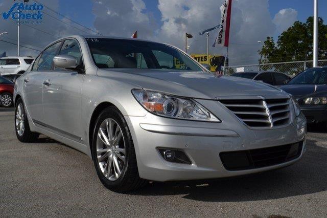 2011 Hyundai Genesis 4 6l V8 4 6l V8 4dr Sedan For Sale In