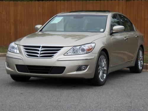 2011 Hyundai Genesis 4dr Car 4dr Sdn V8 For Sale In Seneca