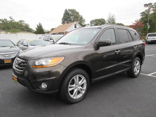 2011 Hyundai Santa Fe Awd 4dr V6 Auto Limited For Sale In Gordon Heights New York Classified
