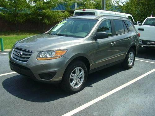 2011 hyundai santa fe gls sport utility 4d for sale in hendersonville tennessee classified. Black Bedroom Furniture Sets. Home Design Ideas