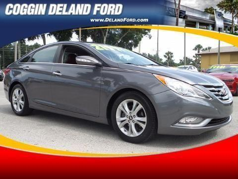 2011 HYUNDAI SONATA 4 DOOR SEDAN