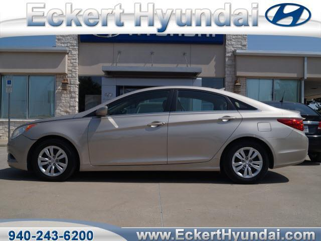 Eckert Hyundai Denton Tx >> 2011 Hyundai Sonata GLS GLS 4dr Sedan 6M for Sale in ...