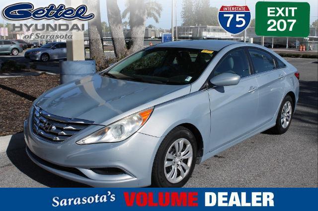 2011 Hyundai Sonata Gls Gls 4dr Sedan For Sale In Sarasota