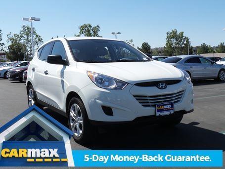 2011 Hyundai Tucson GL GL 4dr SUV
