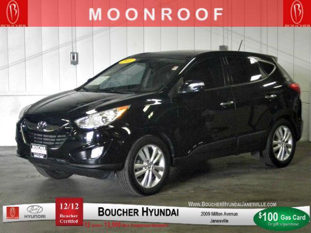 2011 Hyundai Tucson Limited AWD Limited 4dr SUV