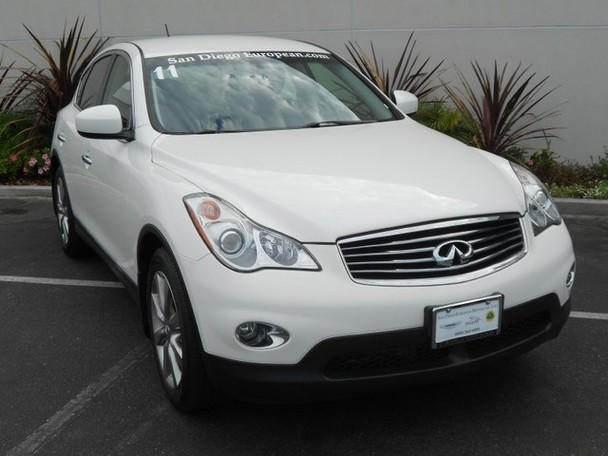 2011 infiniti ex35 for sale in san diego california. Black Bedroom Furniture Sets. Home Design Ideas