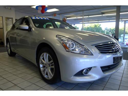 2011 infiniti g25 sedan 4 dr sedan awd x for sale in new. Black Bedroom Furniture Sets. Home Design Ideas
