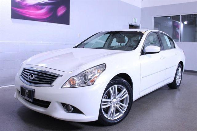 2011 infiniti g37 4d sedan x for sale in lynnwood washington classified. Black Bedroom Furniture Sets. Home Design Ideas