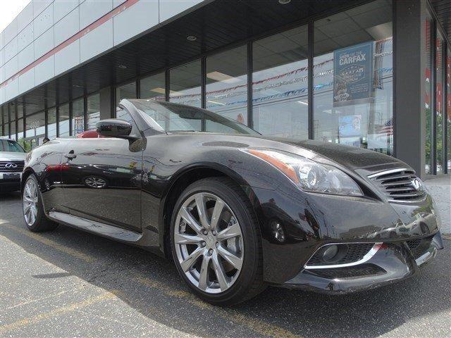 2011 infiniti g37 convertible ltd convertible limited edition for sale 820494. Black Bedroom Furniture Sets. Home Design Ideas