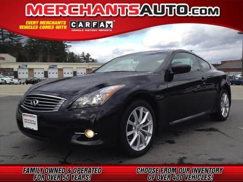 2011 infiniti g37 coupe coupe awd x for sale in manchester new hampshire classified. Black Bedroom Furniture Sets. Home Design Ideas