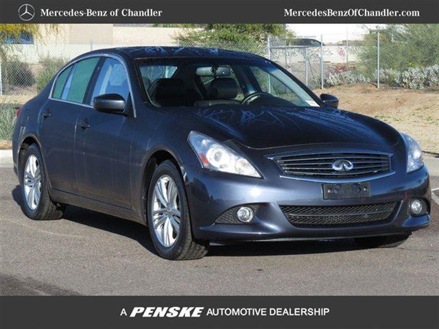 2011 infiniti g37 journey 4dr sedan for sale in chandler arizona classified. Black Bedroom Furniture Sets. Home Design Ideas