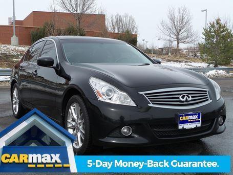 2011 INFINITI G37 Sedan x AWD x 4dr Sedan