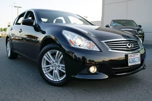 2011 infiniti g37x 4 door sedan for sale in tacoma. Black Bedroom Furniture Sets. Home Design Ideas