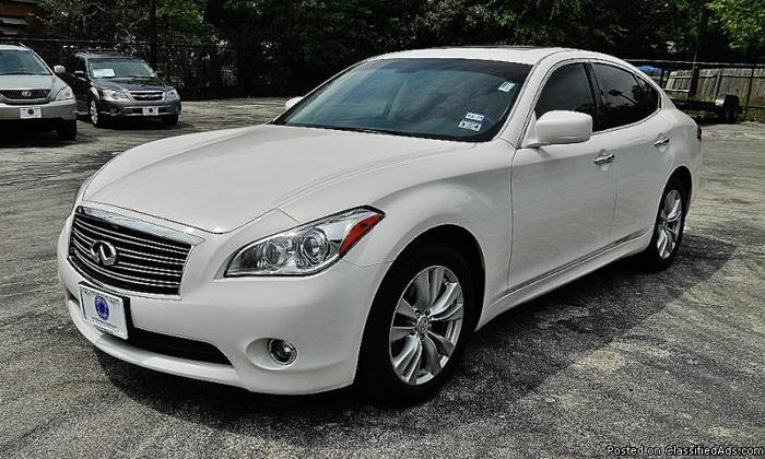 2011 infiniti m37 for sale in balcones heights texas classified. Black Bedroom Furniture Sets. Home Design Ideas