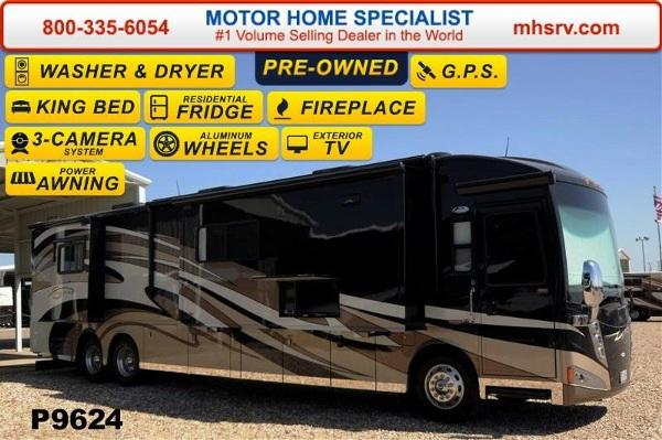 2011 itasca ellipse 42ad tag axle w 4 slides for sale in for Motor home specialist inc alvarado texas