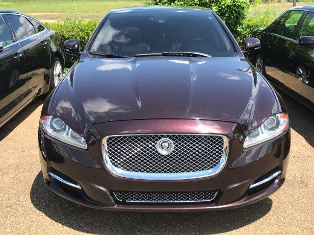 2011 Jaguar XJL Base 4dr Sedan