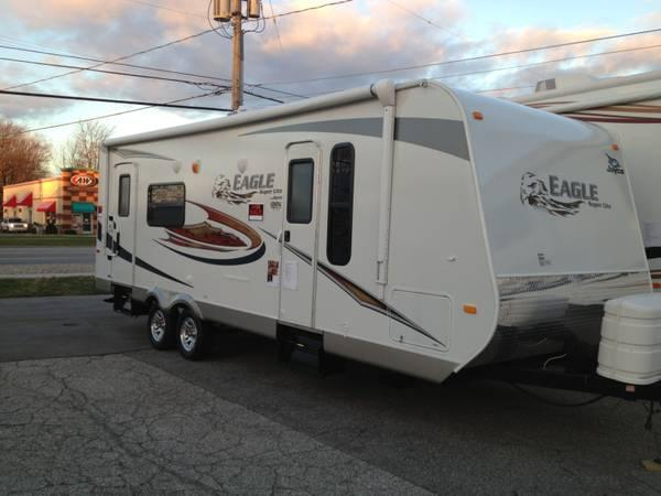 Original New JAYCO EAGLE OUTBACK Camper Trailers For Sale