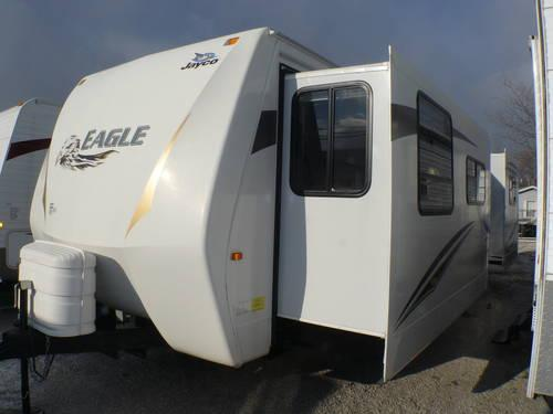 2011 Jayco Eagle 322fks Travel Trailer 2 Slidesfront ...