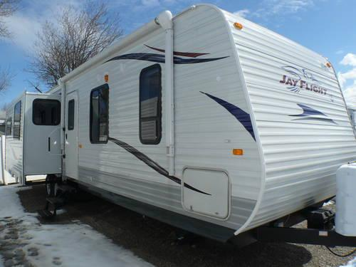 2011 Jayco Jay Flight G2 33rlds Travel Trailer 2 Slides Living Room For Sale In Clyde Ohio