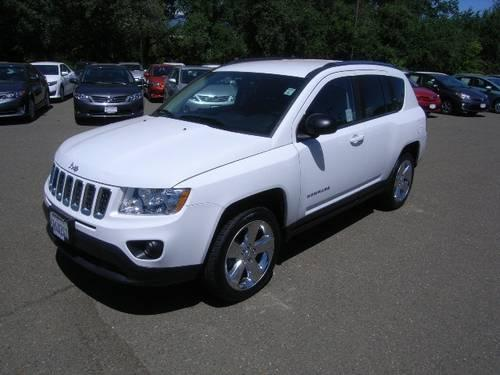 2011 jeep compass 4dr 4x4 limited limited for sale in redding california classified. Black Bedroom Furniture Sets. Home Design Ideas