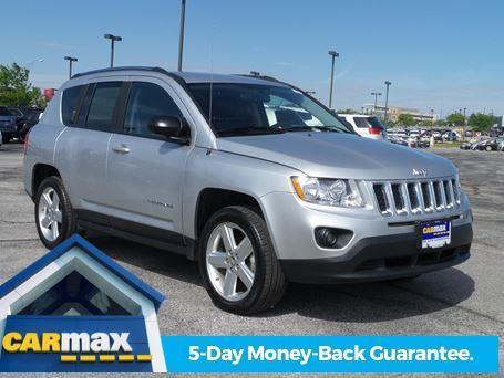 2011 Jeep Compass Limited 4x4 Limited 4dr SUV