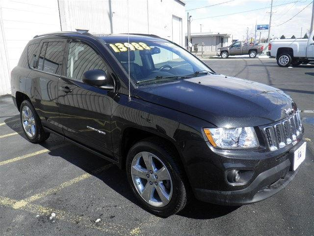 2011 jeep compass limited limited 4dr suv for sale in peru illinois classified. Black Bedroom Furniture Sets. Home Design Ideas