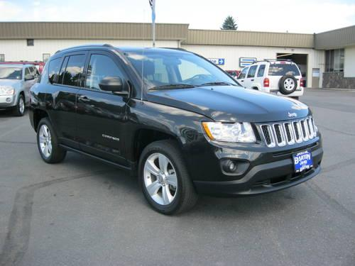 2011 jeep compass suv for sale in spokane washington. Black Bedroom Furniture Sets. Home Design Ideas