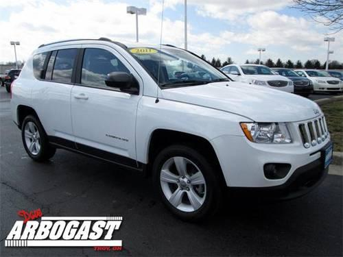 2011 jeep compass suv for sale in troy ohio classified. Black Bedroom Furniture Sets. Home Design Ideas