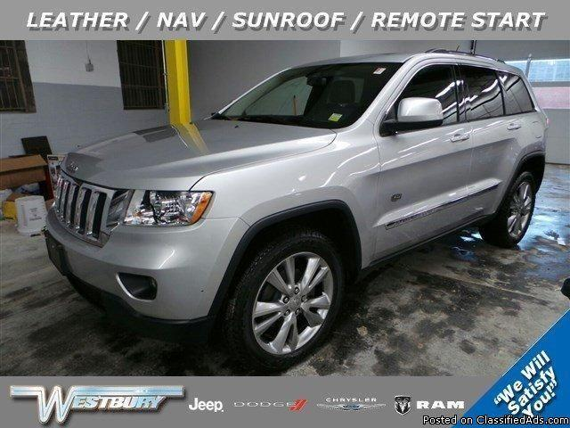 2011 Jeep Grand Cherokee In Westbury 888 893 2928 For