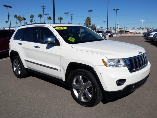2011 Jeep Grand Cherokee Limited 4x2 Limited 4dr SUV