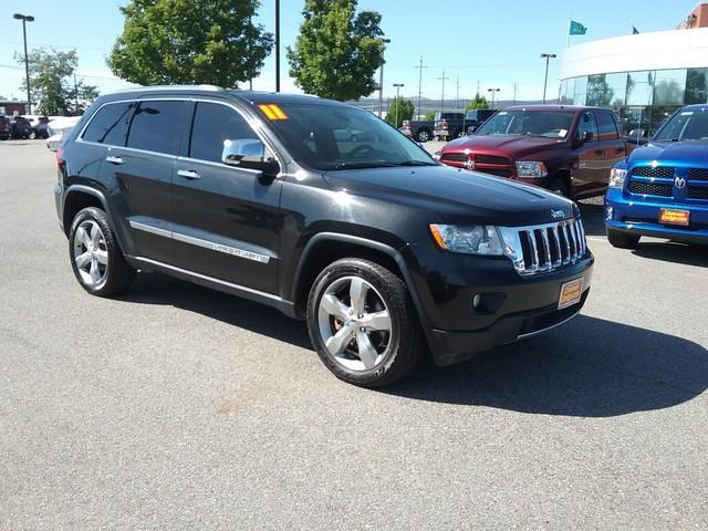 2011 Jeep Grand Cherokee Limited 4x4 Limited 4dr SUV