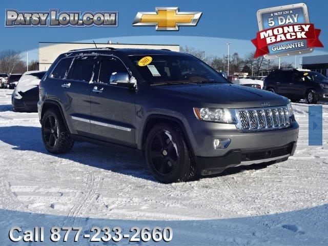 jeep grand cherokee overland  overland dr suv  sale  flint michigan classified