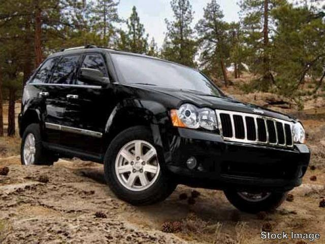 2011 Jeep Grand Cherokee Overland 4x4 Overland 4dr SUV