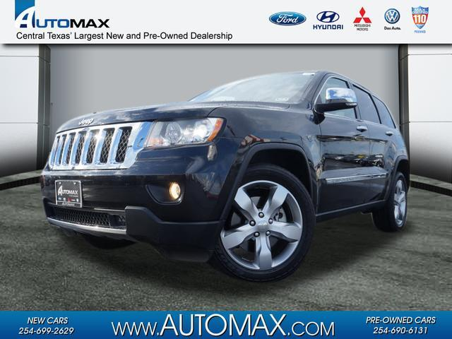 2011 jeep grand cherokee overland killeen tx for sale in killeen texas classified. Black Bedroom Furniture Sets. Home Design Ideas