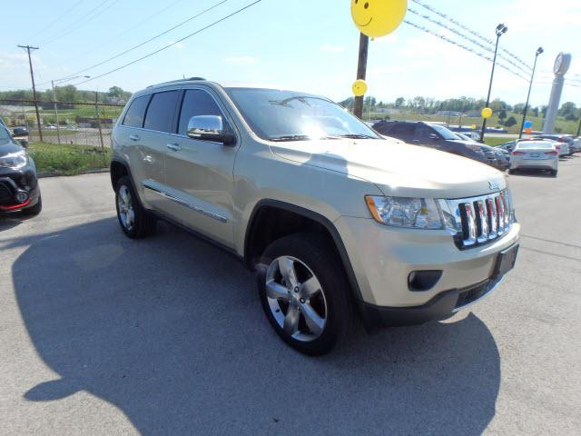 2011 jeep grand cherokee overland somerset ky for sale in somerset kentucky classified. Black Bedroom Furniture Sets. Home Design Ideas