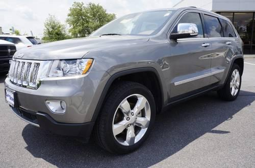 2011 jeep grand cherokee sport utility overland summit for sale in carrollton maryland. Black Bedroom Furniture Sets. Home Design Ideas