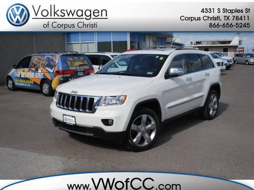 2011 Jeep Grand Cherokee SUV 4X4 Limited For Sale In